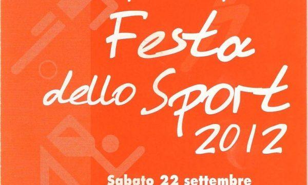 Festa dello sport Camposampiero 2012