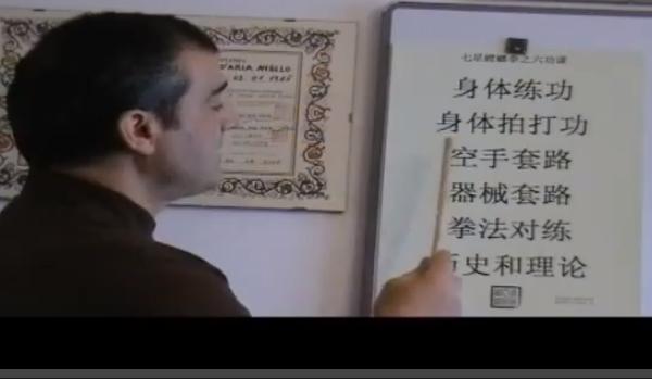 Teoria del Qi Xing Tang Lang Quan
