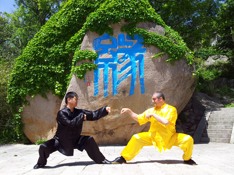 angelo e chen leping in BU CHAN