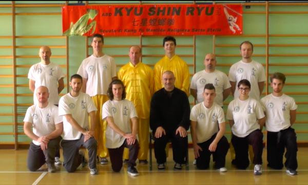 十八家拳 – Shi Ba Jia Quan –