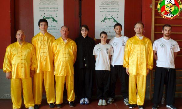 Campionato Nazionale di Tang Lang Quan